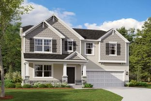 Chauncey Slab - The Heritage: Whitestown, Indiana - M/I Homes