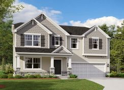 Chauncey Slab - Tamarack: Cicero, Indiana - M/I Homes