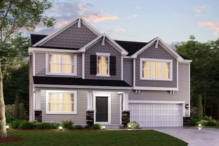 Fairbanks Slab - Riley Meadows: Greenwood, Indiana - M/I Homes