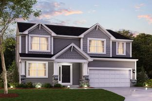 Findlay Slab - The Heritage: Whitestown, Indiana - M/I Homes