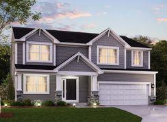 Findlay Slab - Tamarack: Cicero, Indiana - M/I Homes
