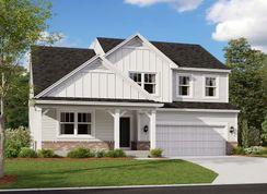 Harrison Slab - Sonora: Brownsburg, Indiana - M/I Homes