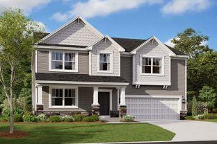 Holcomb Slab - Bethel Creek: Indianapolis, Indiana - M/I Homes