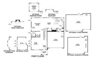 Holcomb Slab - The Heritage: Whitestown, Indiana - M/I Homes