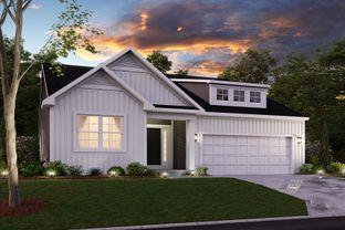 Mackey Slab - Riley Meadows: Greenwood, Indiana - M/I Homes