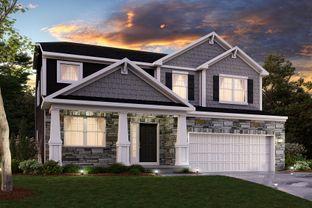 McKinley Slab - The Heritage: Whitestown, Indiana - M/I Homes
