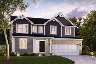 McKinley Slab - Bethel Creek: Indianapolis, Indiana - M/I Homes