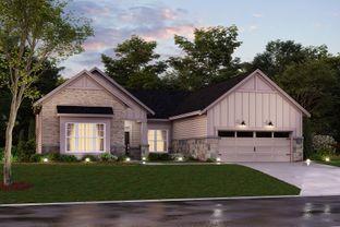 Clayton II Slab - Scofield Farms: Westfield, Indiana - M/I Homes