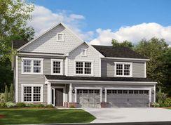 Drake Basement - Sagebrook: Indianapolis, Indiana - M/I Homes