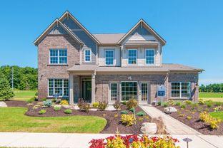Glendale Slab - Havenwood: Noblesville, Indiana - M/I Homes