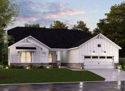 Kentmore  III Slab - Pine Vail Estates: McCordsville, Indiana - M/I Homes