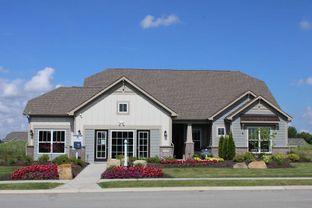 Kentmore  III Slab - Merion: Noblesville, Indiana - M/I Homes