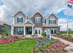 Ainsley II Basement - Scofield Farms: Westfield, Indiana - M/I Homes