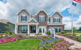 Scofield Farms by M/I Homes in Indianapolis Indiana