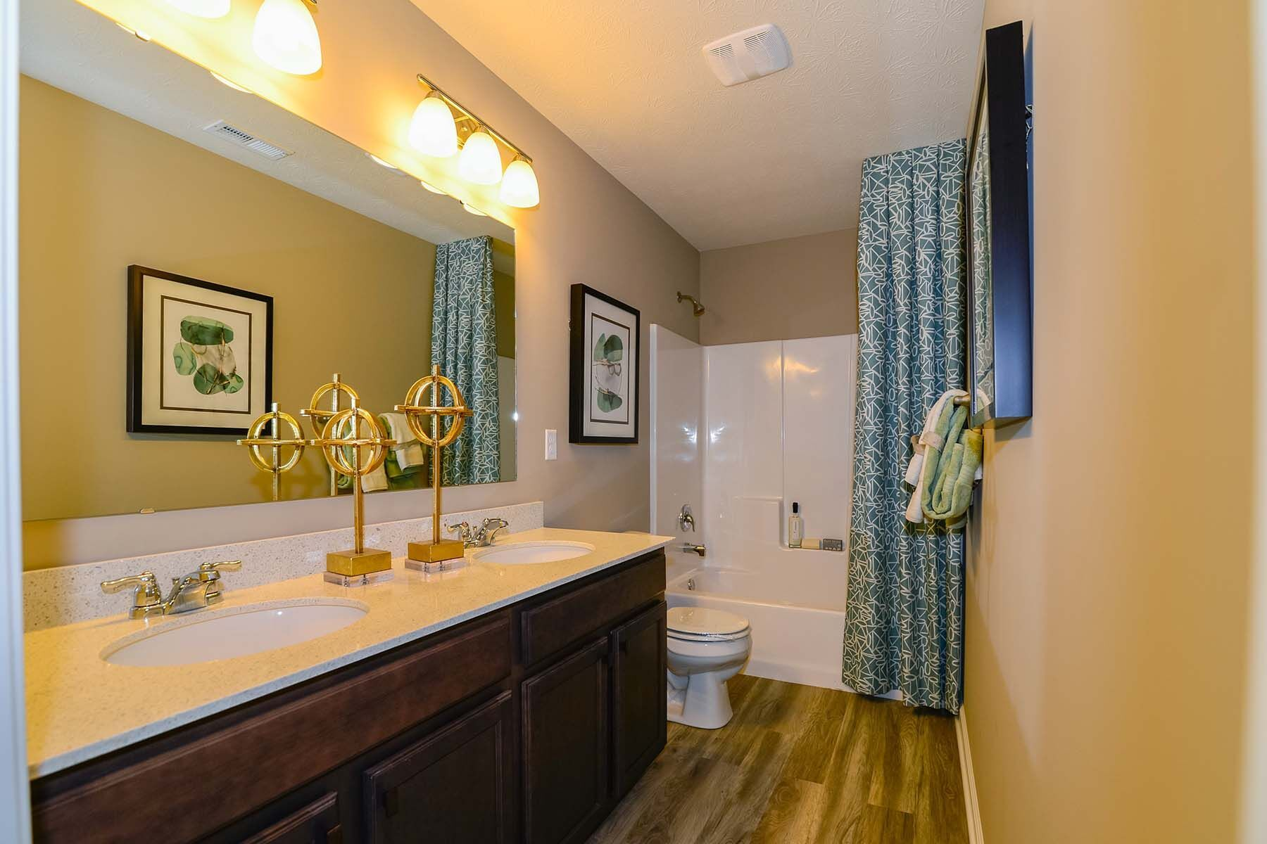 Bathroom featured in the Chauncey Slab By M/I Homes in Indianapolis, IN