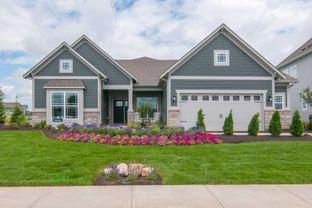 Cheswicke Slab - Scofield Farms: Westfield, Indiana - M/I Homes