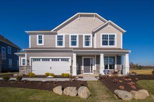 Findlay Slab - Sonora: Brownsburg, Indiana - M/I Homes