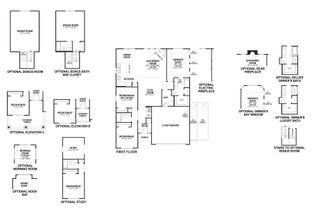 Mackey Slab - Sonora: Brownsburg, Indiana - M/I Homes