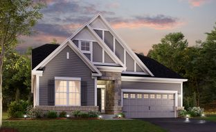 Legacy at Hunter's Run by M/I Homes in Indianapolis Indiana