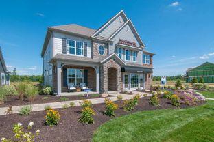 Kensington Slab - Sagebrook: Indianapolis, Indiana - M/I Homes