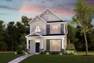 R1750 - Bolton Square at Central State: Indianapolis, Indiana - M/I Homes