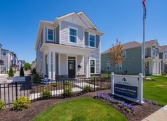 R2050 - Bolton Square at Central State: Indianapolis, Indiana - M/I Homes
