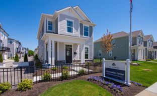 Bolton Square at Central State by M/I Homes in Indianapolis Indiana