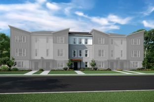 T1500 - Bolton Square at Central State: Indianapolis, Indiana - M/I Homes