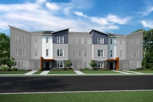 T1600 - Bolton Square at Central State: Indianapolis, Indiana - M/I Homes
