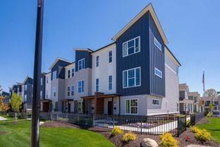 T1800 - Bolton Square at Central State: Indianapolis, Indiana - M/I Homes