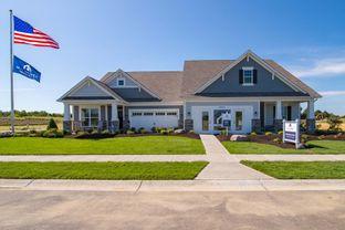 Bella Vista - Tamarack: Cicero, Indiana - M/I Homes