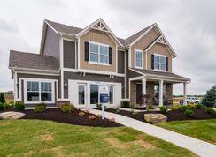Holcomb Slab - Tamarack: Cicero, Indiana - M/I Homes
