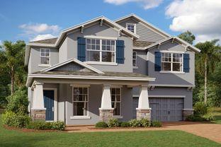 Chatham - Rivington: Debary, Florida - M/I Homes