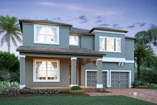 Newport - Encore At Ovation: Winter Garden, Florida - M/I Homes