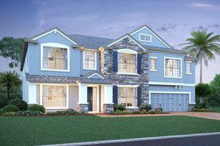 Grandview Fl - Tilden Place at Winter Garden: Winter Garden, Florida - M/I Homes