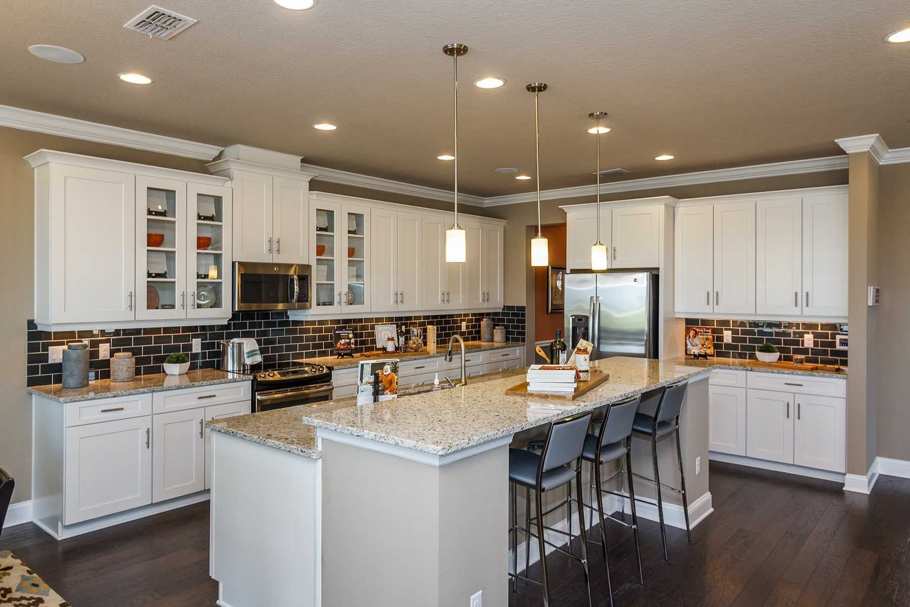 Kitchen featured in the Grandview Fl By M/I Homes in Orlando, FL