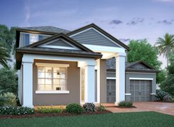 Dorchester - Hideaway Cove: Oviedo, Florida - M/I Homes