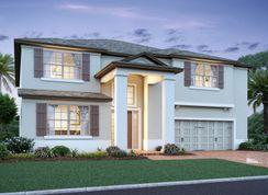 Glenwood - Hideaway Cove: Oviedo, Florida - M/I Homes