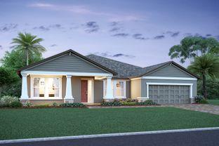 Kingston II - Hideaway Cove: Oviedo, Florida - M/I Homes