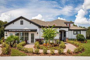 Savannah II - Hideaway Cove: Oviedo, Florida - M/I Homes