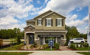 Estuary At St. Johns by M/I Homes in Orlando Florida