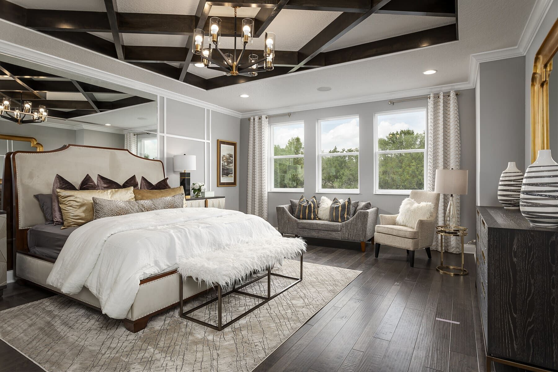 Bedroom featured in the Halifax By M/I Homes in Orlando, FL