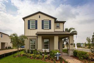 Sebring - Encore At Ovation: Winter Garden, Florida - M/I Homes