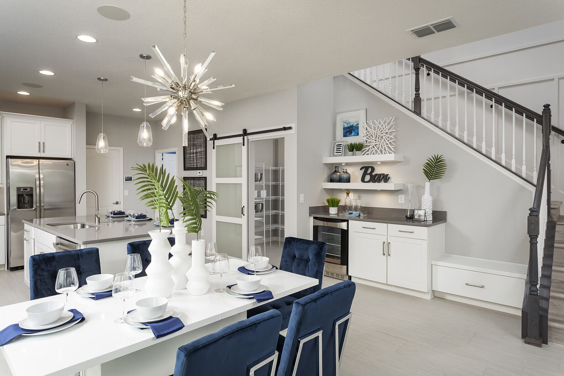 Kitchen featured in the Sebring By M/I Homes in Orlando, FL