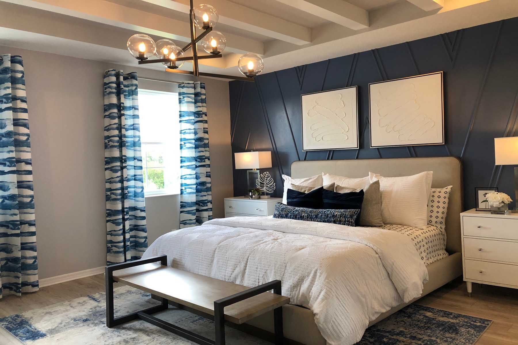 Bedroom featured in the Sebring By M/I Homes in Orlando, FL