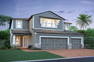 Lancaster - Cadence Park: Sanford, Florida - M/I Homes