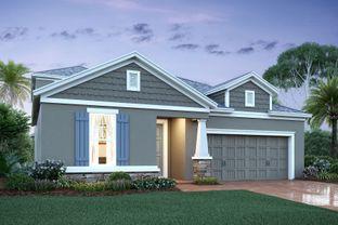 Richmond - Tilden Place at Winter Garden: Winter Garden, Florida - M/I Homes