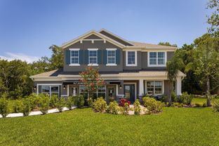 Sonoma - Cadence Park: Sanford, Florida - M/I Homes