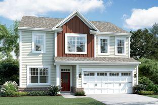 Belmont - Grove At White Oak: Garner, North Carolina - M/I Homes