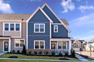 Glendale - Andrews Chapel: Durham, North Carolina - M/I Homes